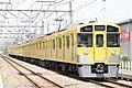 Seibu 2081 Seibu Shinjuku Line 20120618.jpg