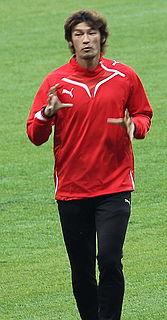 Seiichiro Maki Japanese footballer