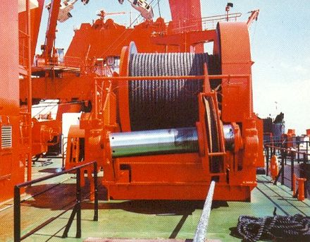 Wire rope spooling technology - Wikiwand
