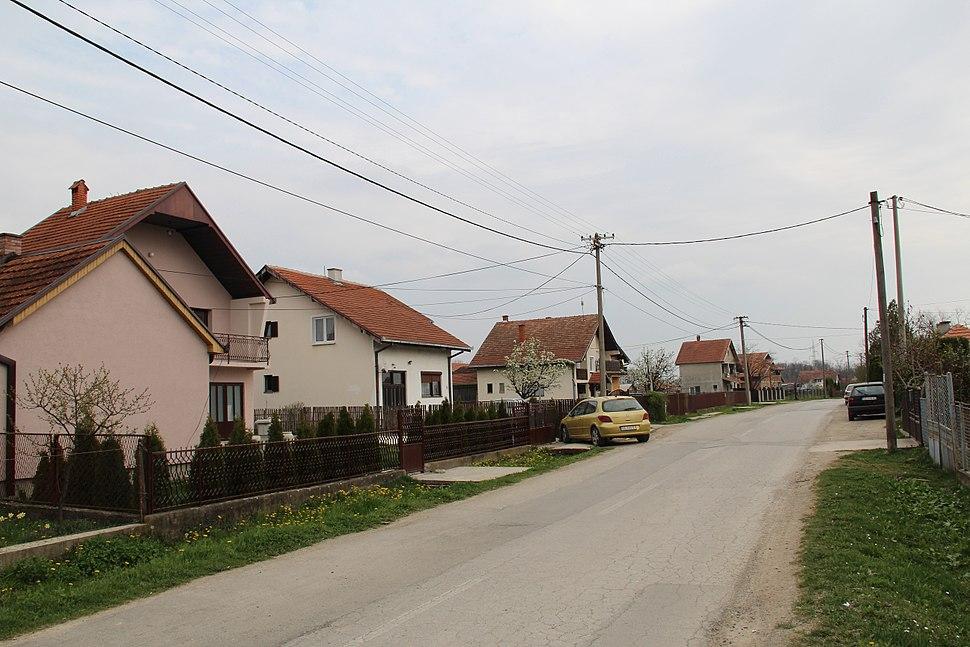 Selo Gorić - opština Valjevo - zapadna Srbija - panorama 4