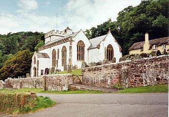 Selworthy - All Saints' church