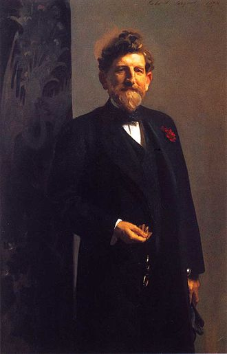 Calvin S. Brice - Senator Calvin Brice, John Singer Sargent, 1898