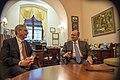 Senator Coons meets with Judge Garland (26295101755).jpg