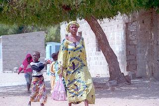 Women in Senegal
