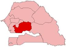 Каолак (область)