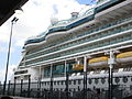 Serenade of the Seas docked in New Orleans.JPG