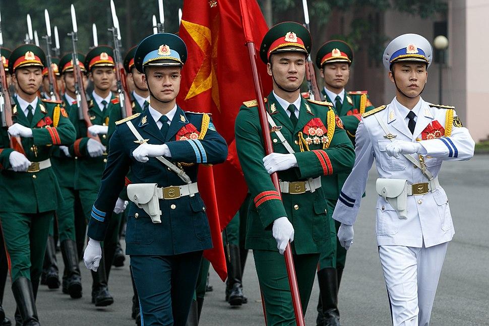 Sergei Shoigu in Vietnam 06