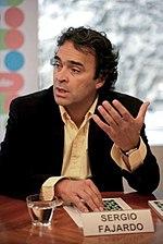 Sergio Fajardo Valderrama
