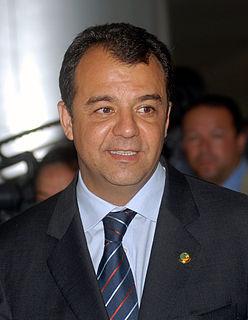 Sérgio Cabral Filho Brazilian politician and journalist