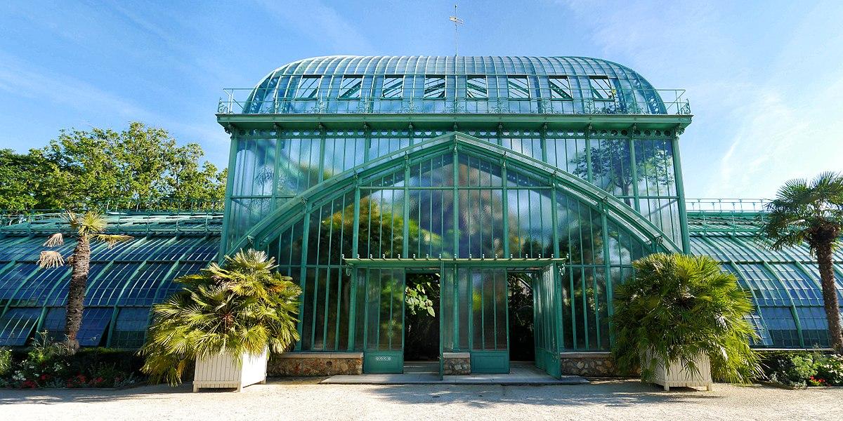 verre pour serre de jardin