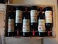 Several bottles of 1982 Petrus.jpg