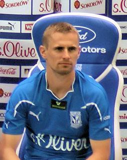 Seweryn Gancarczyk Polish footballer