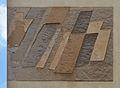 """Sgraffitowand """"Abstrakte Komposition"""" by Egon Haug, Schelleingasse 1, Vienna (03).jpg"""