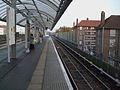 Shadwell DLR stn look east.JPG