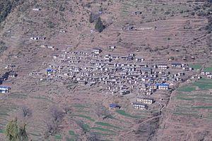 Syalakhadi - Image: Shalakadhai vdc