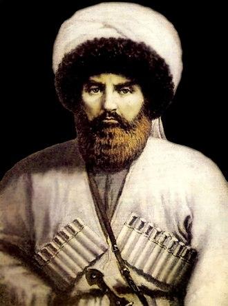 Avars (Caucasus) - Imam Shamil (Sheyh Shamil)