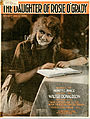 Sheet music cover - THE DAUGHTER OF ROSIE O'GRADY (1918).jpg