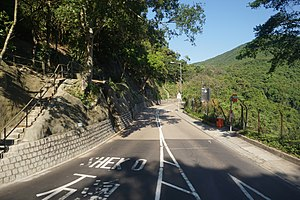 Shek O Road (blue sky).jpg