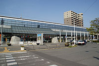 Shikoku Railway - Imabari Station - 01.JPG