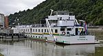Ship Diana from the Netherlands in Passau.jpg