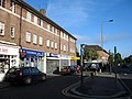 Shops on East End Road - geograph.org.uk - 493780.jpg