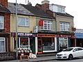Shops on Newark Road, Lincoln, England - DSCF1413.JPG