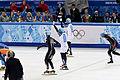 Short track speed skating at the 2014 Winter Olympics4.jpg