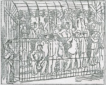 Sicilian mafia 1901 maxi trial