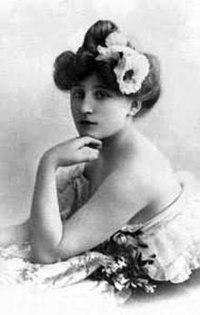 Portrait de Colette