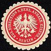 Siegelmarke Königliche Direction der Berliner Anhalt. Eisenbahn - Berlin W0229464.jpg