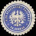 Siegelmarke K.Pr. Standesamt Sallgast Kreis Luckau W0342970.jpg