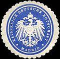 Siegelmarke Kaiserlich Deutsche Botschaft W0223452.jpg