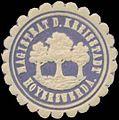 Siegelmarke Magistrat der Kreisstadt Hoyerswerda W0369219.jpg