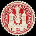 Siegelmarke Siegel der Stadt Demmin W0204798.jpg
