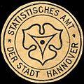 Siegelmarke Statistisches Amt der Stadt Hannover W0221559.jpg