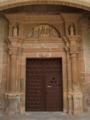 Sigüenza. Monasterio de Nuestra Señora de los Huertos, portada.TIF