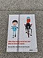 Sign at shared pedestrian and bike way at Pratten Park, Broadbeach, Queensland.jpg