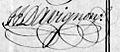 Signature F.J. Davignon 1836-07-14.jpg