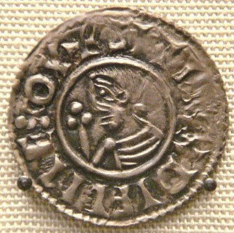 "Coins of Ireland - Coin of King ""Sihtric"" of Dublin (r. 989-1036)"