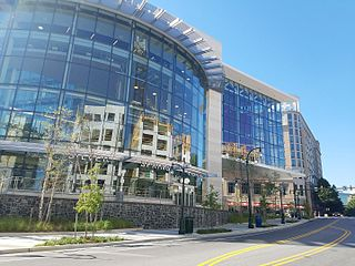Silver Spring Library public library in Silver Spring, Maryland, United States