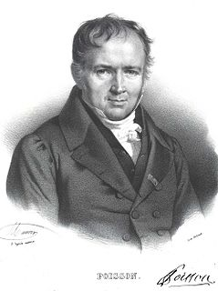 Siméon Denis Poisson French mathematician and physicist