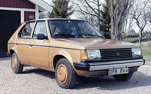 Simca-Talbot Horizon - 1979 Talbot Horizon