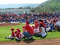 Simi Valley,CA - Opening Day - Simi Valley Baseball league at Darrah Park - panoramio.jpg