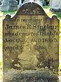 Sinclair (James R.), Oak Spring Cemetery, 2015-09-17, 01.jpg