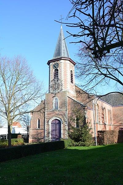 Sint-Engelbertuskerk, Deurne (Diest)