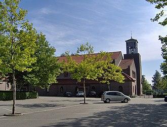 Albergen - The Catholic Church of Albergen