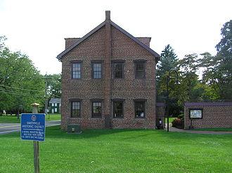 Smithville, Burlington County, New Jersey - Smithville Schoolhouse