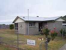 Snug CWA House