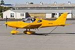 Soar Aviation (VH-YVX) BRM Aero Bristell NG 5 LSA taxiing at Wagga Wagga Airport.jpg