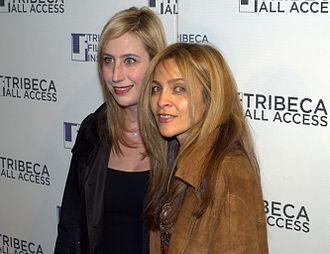 Darnell Martin - Sofia Sondervan and Martin at the 2010 Tribeca Film Festival